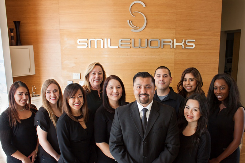 Meet the Team - Smileworks of Redondo Beach, Redondo Beach Dentist